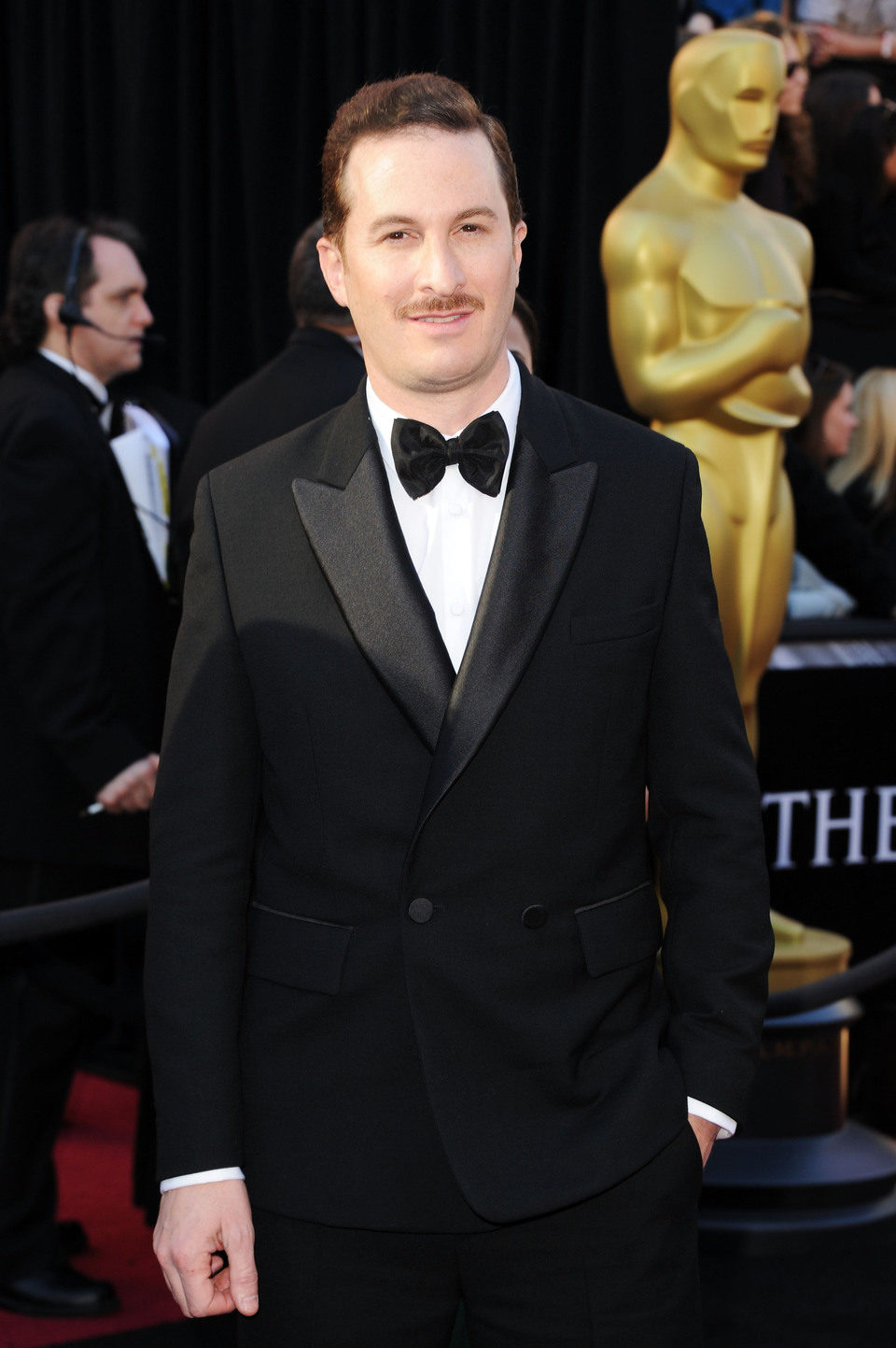 Darren Aronofsky, nominado como mejor director en los Oscar 2011