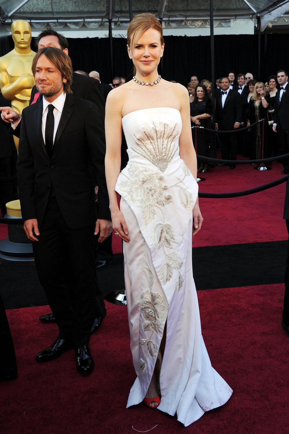 Nicole Kidman, nominada como mejor actriz en los Oscar 2011