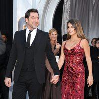 Penélope Cruz y Javier Bardem en los Oscar 2011