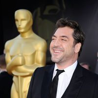 Javier Bardem llega a los Oscar 2011