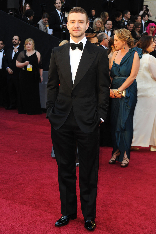 Justin Timberlake en los Oscar 2011