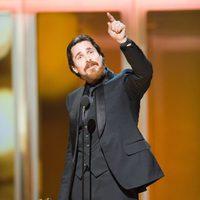 Christian Bale, mejor actor de reparto en los Oscar 2011