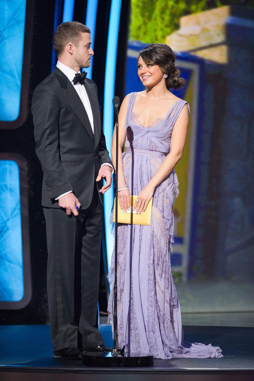 Justin Timberlake y Mila Kunis presentadores de los Oscar 2011