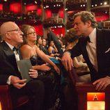 Geoffrey Rush y Colin Firth, nominados a los Oscar 2011