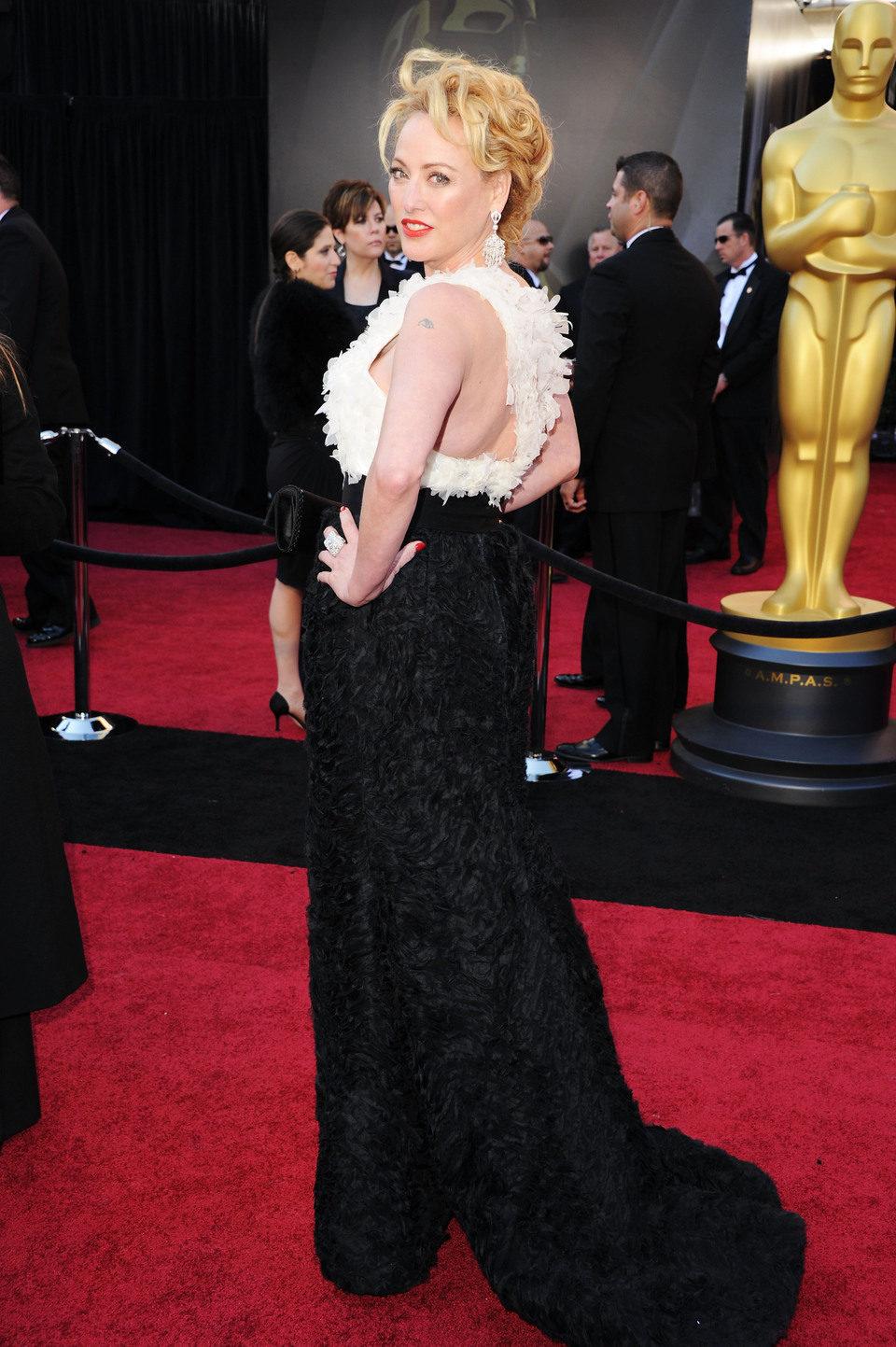 Virginia Madsen en los Oscar 2011