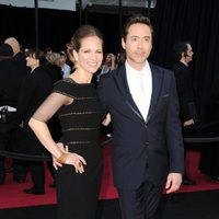 Robert Downey Jr. en los Oscar 2011