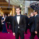 Andrew Garfield en los Oscar 2011