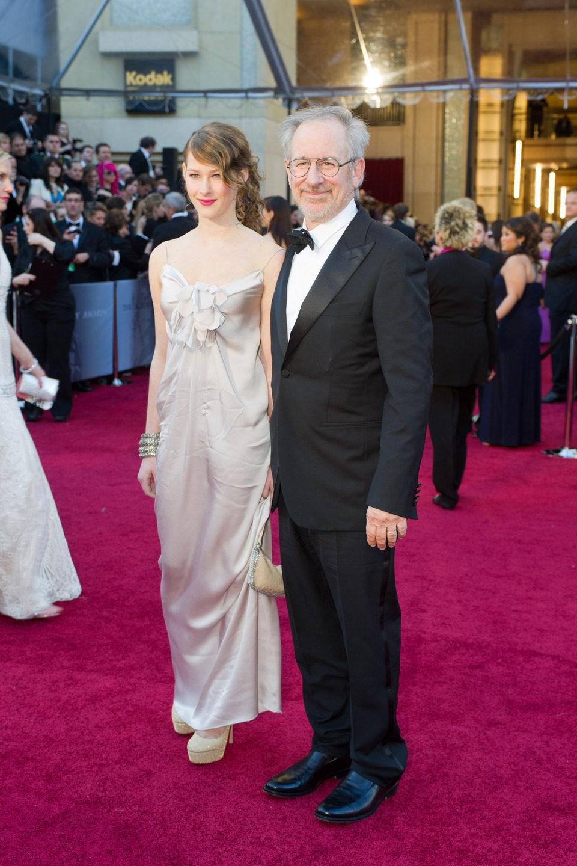 Steven Spielberg en los Oscar 2011