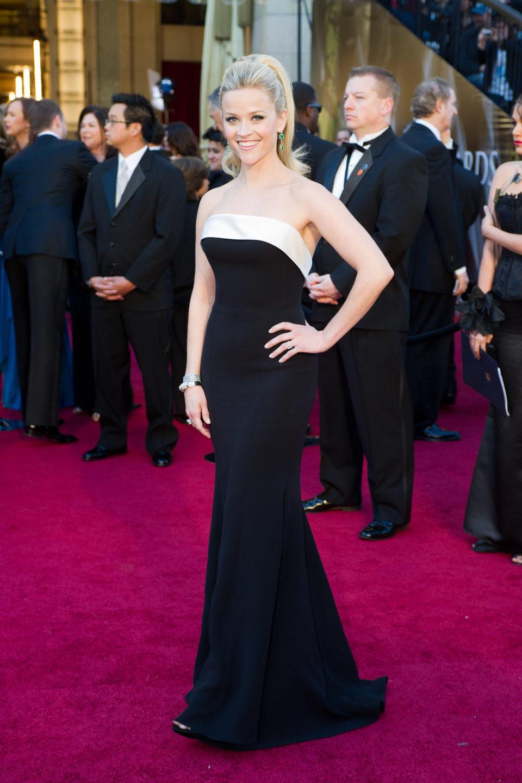 Reese Witherspoon en los Oscar 2011