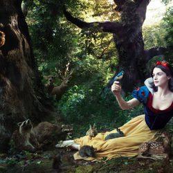 Rachel Weisz como 'Blancanieves'