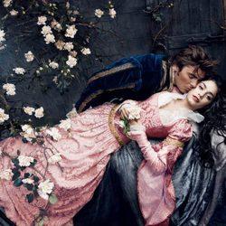 Zac Effron y Vanessa Hudgens como 'La Bella Durmiente'