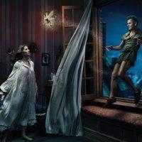 Giselle Bundchen, Mijail Baryshnikov y Tina Fey como 'Peter Pan'
