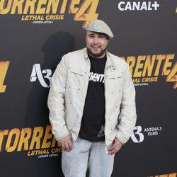 """Kiko Rivera """"Paquirrín"""" en la rueda de prensa de 'Torrente 4'"""