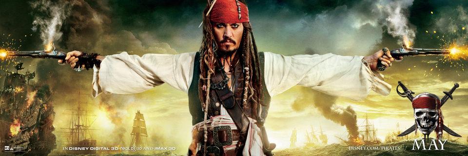 Piratas del Caribe: En mareas misteriosas, fotograma 5 de 86