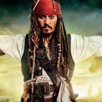 Banner de 'Piratas del Caribe: En mareas misteriosas'