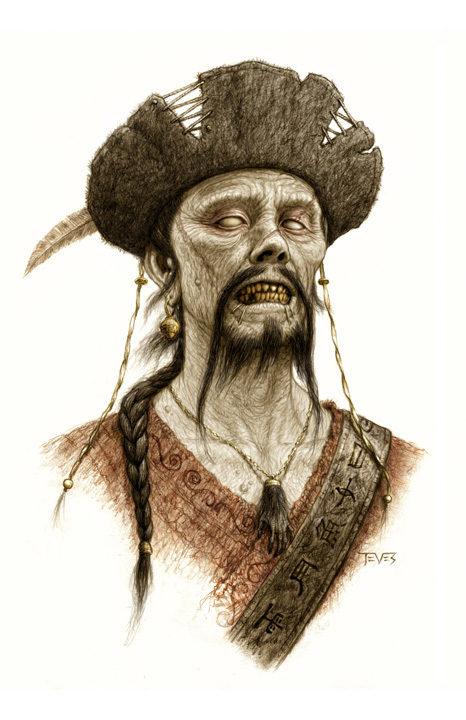 Piratas del Caribe: En mareas misteriosas, fotograma 9 de 86