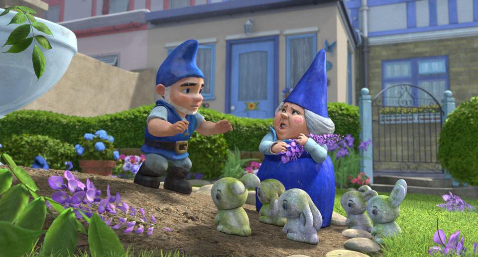 Gnomeo y Julieta, fotograma 1 de 42