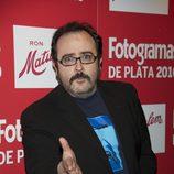 Carlos Areces en los Fotogramas 2010