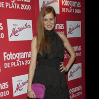 María Castro en los Fotogramas 2010