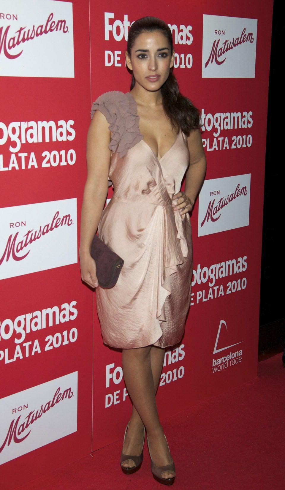 Inma Cuesta en los Fotogramas 2010
