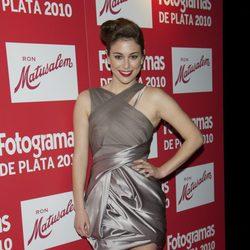 Blanca Suárez en los Fotogramas 2010
