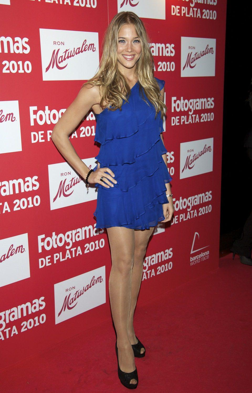 Patricia Montero en los Fotogramas 2010