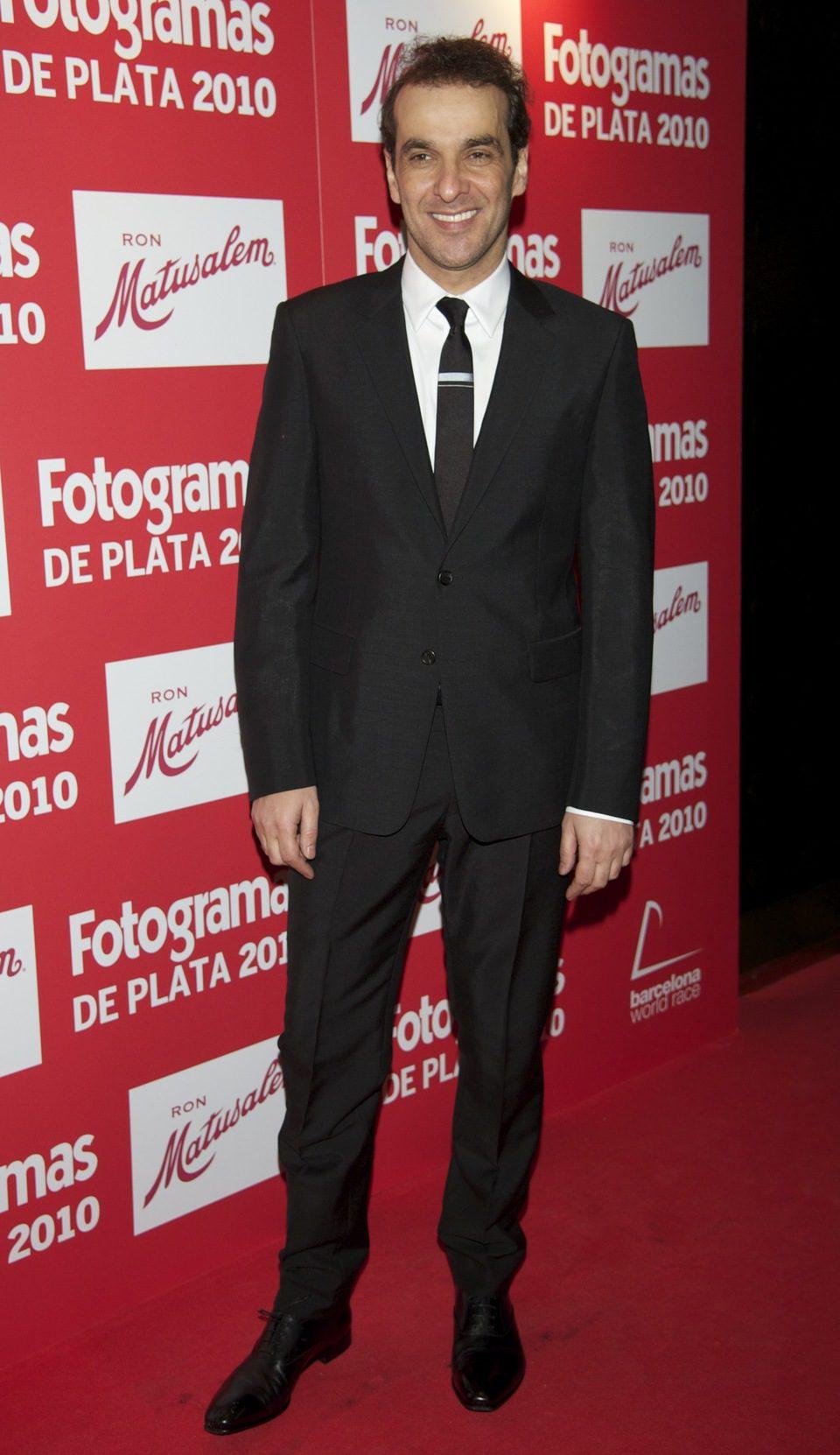 Luis Merlo en los Fotogramas 2010