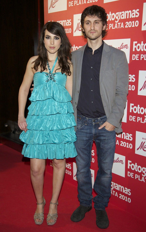 Alicia Rubio y Raúl Arévalo