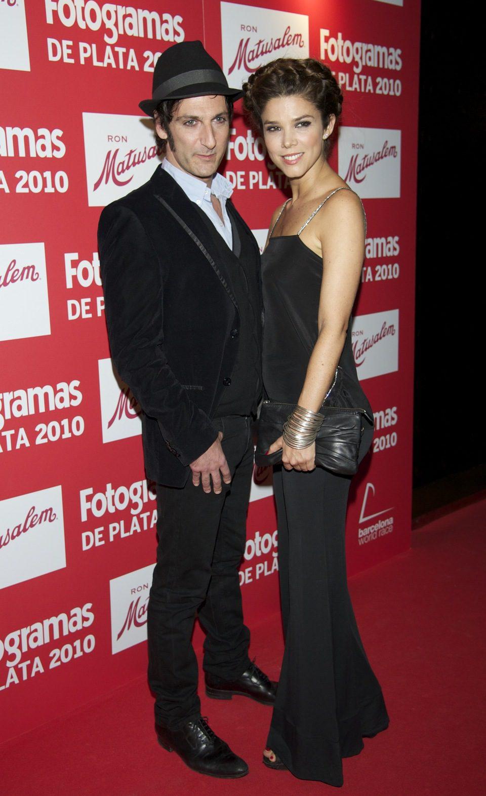 Ernesto Alterio y Juana Acosta