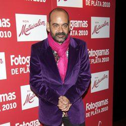José Corbacho en los Fotogramas 2010