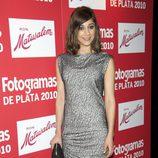 Mariam Hernández en los Fotogramas 2010