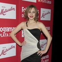 Aura Garrido en los Fotogramas 2010