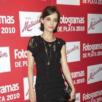 Leticia Dolera en los Fotogramas 2010