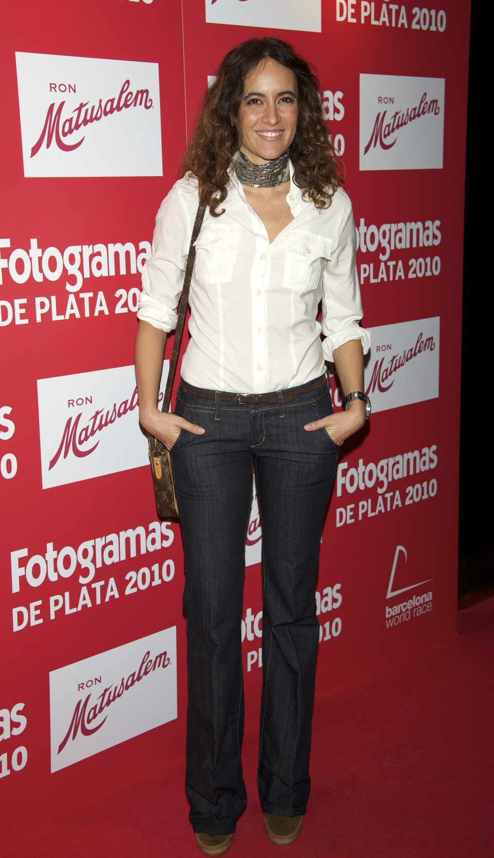 Ana Turpin en los Fotogramas 2010