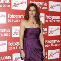 Chiqui Fernández en los Fotogramas 2010