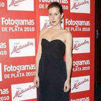 Cecilia Freire en los Fotogramas 2010