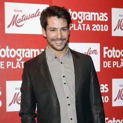 Alejandro Albarracín en los Fotogramas 2010