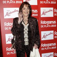 Carmen Maura en los Fotogramas 2010