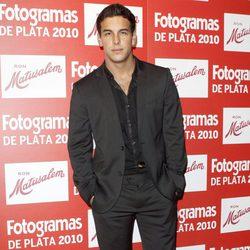 Mario Casas en los Fotogramas 2010
