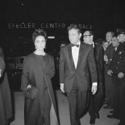 Elizabeth Taylor y su gran amor Richard Burton