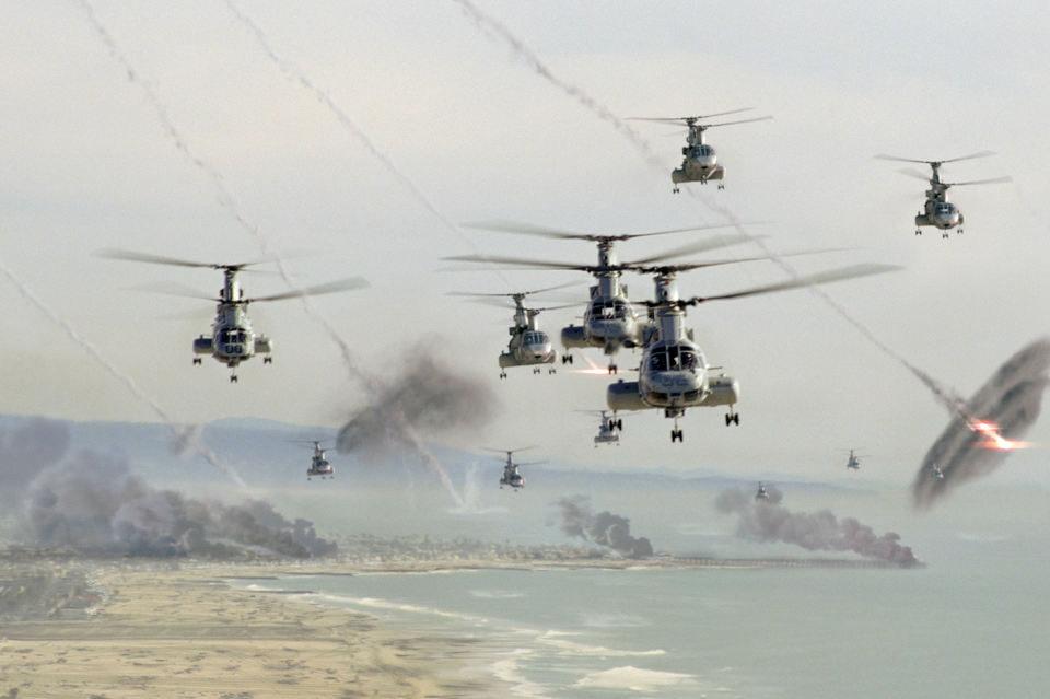 Invasión a la Tierra, fotograma 1 de 7