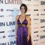 La actriz Cristina Brondo asiste a la Premiére de 'Sin Límites'