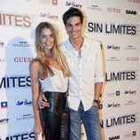 Javier de Miguel y Miriam Pérez asistieron a la Premiére de 'Sin Límites'