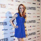 La actriz Cristina Castaño asiste a la Premiére de 'Sin Límites'