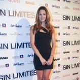 La modelo Priscila de Gustín posa en la presentación de 'Sin Límites'