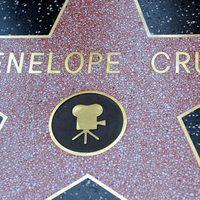 Estrella de Penélope Cruz en el Paseo de la Fama de Hollywood