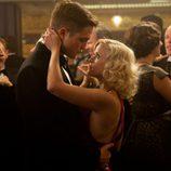 Jacob y Marlena bailan