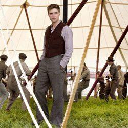 Robert Pattinson interpeta a Jacob en 'Agua para elefantes'