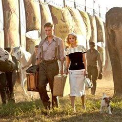 Robert Pattison y Reese Witherspoon protagonizan 'Agua para elefantes'