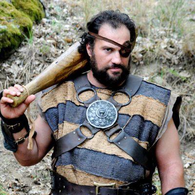 Goliath en 'Capitán Trueno y el Santo Grial'